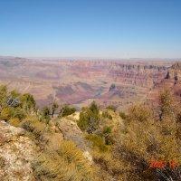 Вид сверху на реку Колорадо. :: Владимир Смольников