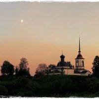 Белые ночи..... :: Елена Швецова