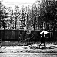 Прошла, как каравеелла... :: Фома Антонов