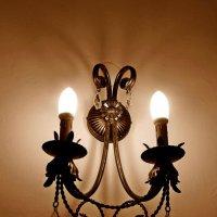 Старинный светильник :: Mavr -