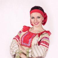 Красна девица :: Борис Борисенко