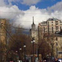 IMG_5412 - Москва-апрельская :: Андрей Лукьянов