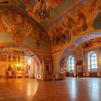 Внутреннее убранство Богоявленского кафедрального собора :: Милешкин Владимир Алексеевич