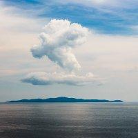 Рождение облака :: VitokFly