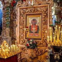 В Казанском Соборе Иркутска на Пасху. :: Rafael