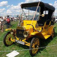Ford-T 1910 года :: ES