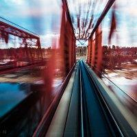 Пробегая мосты :: Алексей Белик