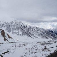 Снежные горы :: Edward Kod