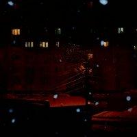 Весенний снег :: Edward Kod