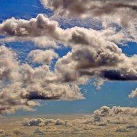 ...облака 3D... :: Александр Герасенков