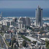 Хайфа - город у моря :: Vanda Kremer