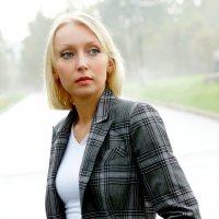 Актриса Елена Бурова :: Михаил Трофимов