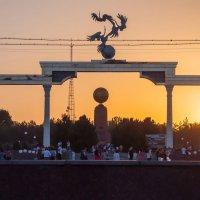 Ташкент :: Михаил Сахнов