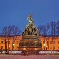 Памятник Тысячелетие России. :: Ирина Нафаня