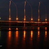 Свет на набережной :: Olga Podolskaya
