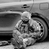После боя :: Дмитрий Арсеньев