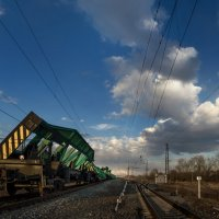centripetal railway glam-oure :: Антон Летов