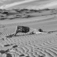 sands of the desert :: Dmitry Ozersky