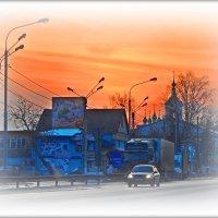 Владимировской тракт :: Natalia Mihailova