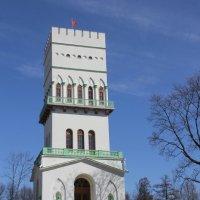 Белая башня... :: Tatiana Markova