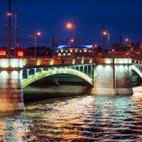 Биржевой мост :: Михаил Сахнов