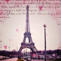 Эйфелева башня :: Galina Belugina