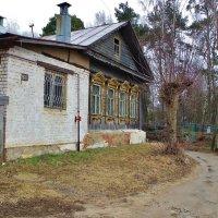 Старые дворы 17 :: Святец Вячеслав