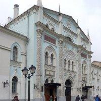 Москва, Никольская улица, 15 :: Валерий Судачок