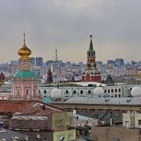 Вид на Кремль :: Дмитрий Сушкин