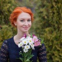 Весенний лучик :: Юлия Земцова