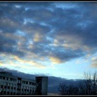 Закат...вид из моего окна... :: Fededuard Винтанюк