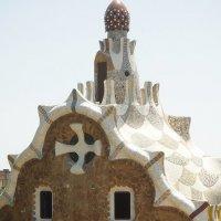 Пряничный домик увенчанный поганкой :: Елена Павлова (Смолова)