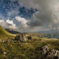 На перевале Гумбаши :: Аnatoly Gaponenko