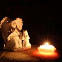 при свечах :: Наталья Никитина