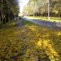 Московская осень. :: Tata Wolf