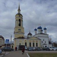 Благовещенский собор в г. Боровск Калужской области :: Galina Leskova