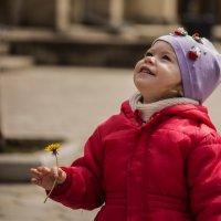 Зачем мне Ваш цветочек, мячик отдайте :: Анна Брацукова