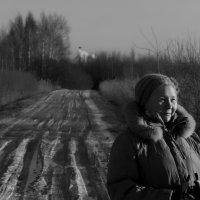 Прогулка зимой :: SvetlanaScott .