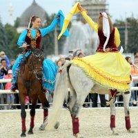 танец наездниц :: Олег Лукьянов