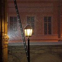 Зима в Высокопетровском монастыре :: Евгений Жиляев