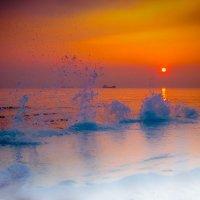 Зимнее море. :: SergeuBerg