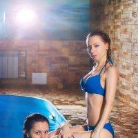 Таня и Ксю :: Ангелина Косова