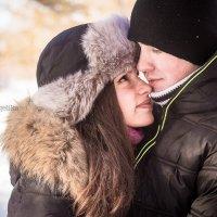 Катя и Макс :: Анжелика Пенькова