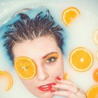 Апельсиновое настроение :: Настасья Чивирёва