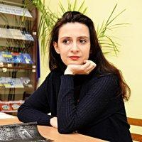 Іванна Стефюк, молодий прозаїк :: Степан Карачко
