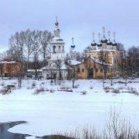Путешествие в Вологду :: Марина Черепкова