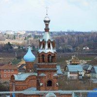 Церковь Введения Пресвятой Богородицы во Храм (старообрядческая) :: Galina Leskova