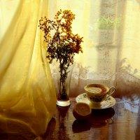 Про чай с кислинкою.... :: galina tihonova