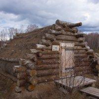 ханты  . жилище обских угров (остяков) :: Svetlana AS
