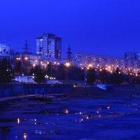 Окрестности города :: Оксана Клименкова